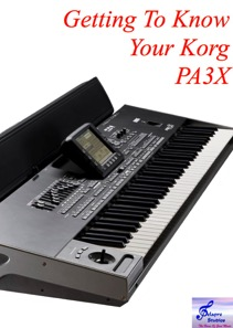 DW Getting To Know Your Korg PA3x AW