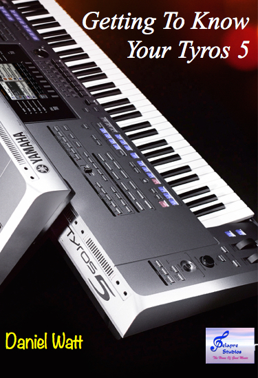 getting to know your yamaha tyros 5. Black Bedroom Furniture Sets. Home Design Ideas